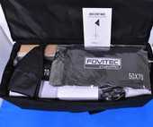 "Fovitec StudioPRO 3x 20""x28"" Softbox Lighting Kit w/ 2500 W Output Boom"