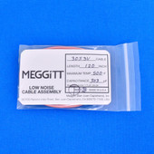 "Meggitt Endevco 3053V-120, 120"" 500˚F Cap. 303 pF Low noise high impedance differential Cable Assembly"