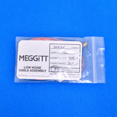 "Meggitt Endevco 3053V-120, 120"" 500˚F Cap. 307 pF Low noise high impedance differential Cable Assembly"