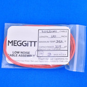 "Meggitt Endevco 3053VMI-120, 120"" 392˚F Cap. 309 pF Low noise high impedance differential Cable Assembly"