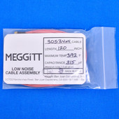 """Meggitt Endevco 3053VMI-120, 120"""" 392˚F Cap. 315 pF Low noise high impedance differential Cable Assembly"""