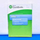 INTUIT QuickBooks Mac 2015, Small Business Accounting New