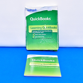 INTUIT Quickbooks, Learning DVD QuickBooks for Windows