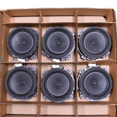 JBL 96330-39700, 96330E HYUNDAI XG350 02 2003 2004 2005  INFINITY 14505-M1102 {lot of 6 Speakers}