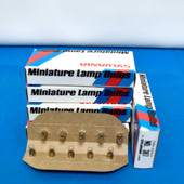 Sylvania 33375-0, No. 387 Miniature Lamps {Lot of 20} Lamps 2 Boxes