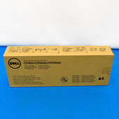 Dell 9F7XK BLACK Toner 7000 Pages C3760N C3760DN C3765DNF