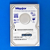"Apple Maxtor 6L250M0, 655-1228D DimondMax-10 250GB 7200 RPM 8MB Cache SATA 1.5Gb/s 3.5"" HD Bare Drive"