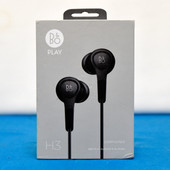 Bang & Olufsen 1643226 B&O BeoPlay H3 2nd Gen Black Earphones Headphones