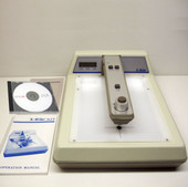 X-rite 361T Transmission Densitometer Table top Excellent Condition Xrite 361