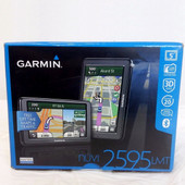 "Garmin Nuvi 2595LMT 5"" GPS Navigator w/ Lifetime Maps & Traffic update"
