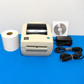 Zebra LP 2844 Thermal Label Printer Ebay Paypal UPS FedEx USPS Endicia,