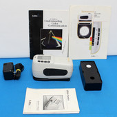X-Rite SP60 Portable Sphere Spectrophotometer Lab values 4 print fabric physical,