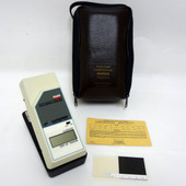 Victoreen Nuclear 07-443 Battery Operated B/W Transmission Densitometer like X-rite 331