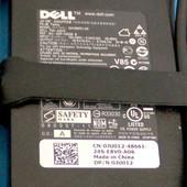 Dell 130 Watt AC Adapter 19.5V-6.7A 0JU012 JU012 DA130PE1-00 Precision Latitude Vostro.