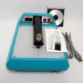 X-rite 301 Transmission Densitometer Calib Strip manual Model Xrite 2Blue