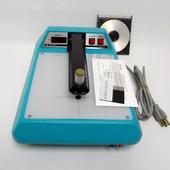 X-rite 301 Transmission Densitometer Calib Strip manual Model Xrite 2Blue