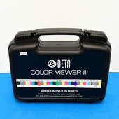 BetaFlex Beta Color Viewer III with Carrying Case
