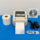 Altron UPS 2442 LP2442PSA Thermal Label Printer Ebay Paypal UPS FedEx USPS Endicia,