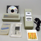X-rite 331 & 334 Transmission Densitometer & Dual Color Sensitometer Combo
