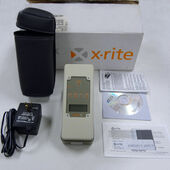 X-rite 331 Transmission Densitometer Very recent model B/W Xrite 331 Excellent..