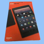 Amazon Kindle Fire HD10 32GB 10.1 Inch, Alexa Voice Interactive (7th Generation) Blue