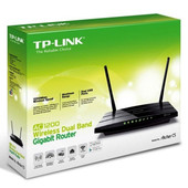TP-LINK Archer C50 AC1200 Wireless Dual Band Gigabit Router Wifi Linux Mac Wind's