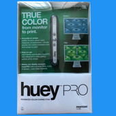 Pantone X-Rite Huey Pro Advanced Color Correction Calibrater MEU113