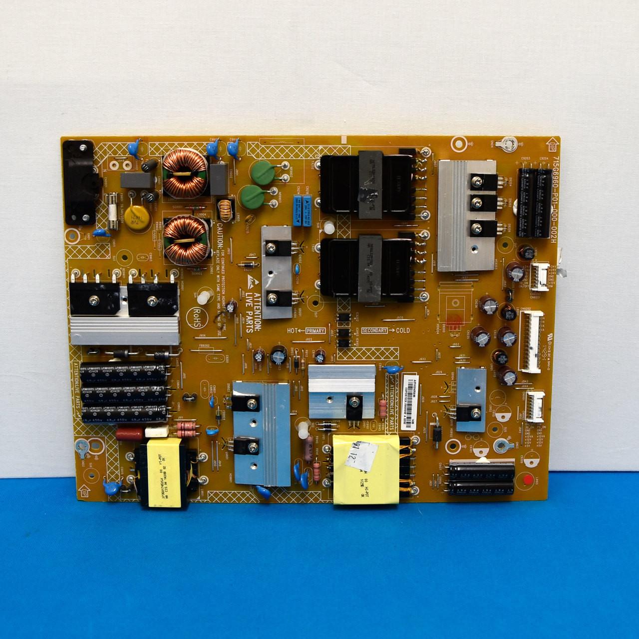 VIZIO 50 P502UI-B1E LTY6RKBQ ADTVE2425XB6 Power Supply Board Unit ...