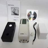 X-Rite SP62 Portable Sphere Spectrophotometer Lab values 4 print fabric physical
