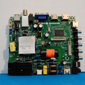 Element E17098-SY (T500HVN07.5) K17041498 Main Board / Power Supply for ELFW5017