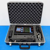 RBM Consultant CSI 2120 Series Machinery Vibration Analyzer with Case/Charger
