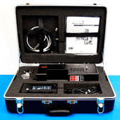 CSI Model 444C Strobe Scope Light with Case and Charger