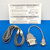 X-rite MA58-75 Data Interface Cable/Adaptor Kit for Xrite MA & SP series