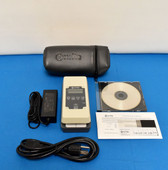 X-Rite 341C Battery Operated B/W Transmission Densitometer New Open Box