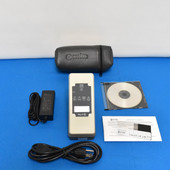 X-Rite 341C Battery Operated B/W Transmission Densitometer Excellent Condition