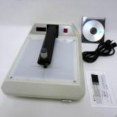 X-rite 301 Transmission Densitometer Calib Strip 301-27 manual Latest Model Whit