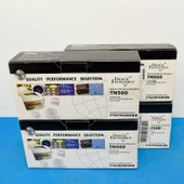 4 PK TN560 Toner Cartridge Black For Brother HL-5040 HL-1650N DCP-8020 TN-560