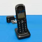 Panasonic KX-TGLA40 Handset W/ PNLC1070 Charging Base, DC Adapter & 2 Battries
