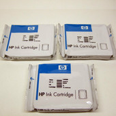 HP 11 C4836A C4837A C4838A 3/Color Set CMY Ink 1100d 2200 2300 2280
