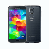Samsung Galaxy S5 SM-G900V 16GB Charcoal Black (Verizon) Unlocked Smartphone NEW