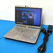 """HP EliteBook 2760p 12.1"""" i3-2350M 2.30GHz 8GB Ram 320GB HDD Win 10 Pro & Charger"""