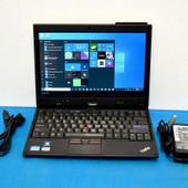 "Lenovo ThinkPad X220 vPro 12.5"" (i5-2520M) 2.5GHz 6GB Ram 320GB Win 10 MS Office"
