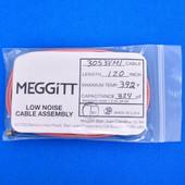 "Meggitt Endevco 3053VMI-120, 120"" 392˚F Cap. 324 pF Low noise high impedance dif"