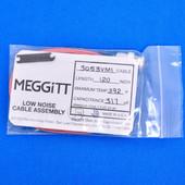 "Meggitt Endevco 3053VMI-120, 120"" 392˚F Cap. 317 pF Low noise high impedance dif"