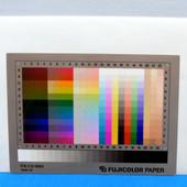 "Fuji IT8.7/2 (T.8) Reflective 5'x7"" (177mm x 127mm) Scanner Calibration Targets"