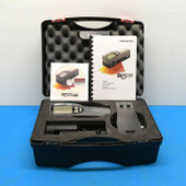Techkon SpectroDens Premium Spectro-Densitometer Fully Loaded with Carrying Cases