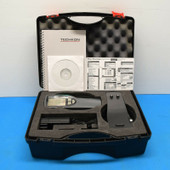 Techkon Premium SpectroDens Spectro-Densitometer Fully Loaded with Carrying Case