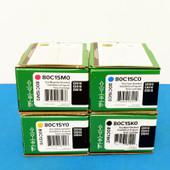 Lexmark 80C1SC0, 80C1SM0, 80C1SY0, 80C1SK0 4/C CMYK Toner Set CX310 CX410 CX510,