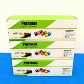3x Premium AC-H0436U Compatible Toner CB436A use with CB435A/CE285A/Canon 125