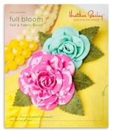 Pattern - FULL BLOOM ROSES by Heather Bailey